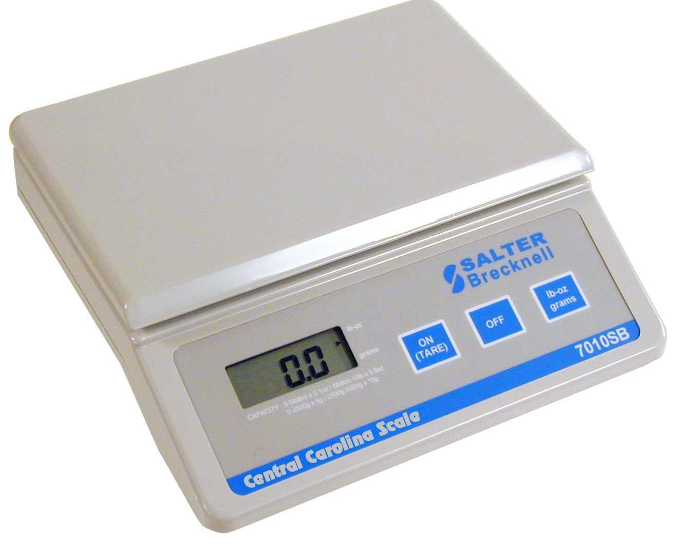 Salter 7010SB Digital Postal Scale